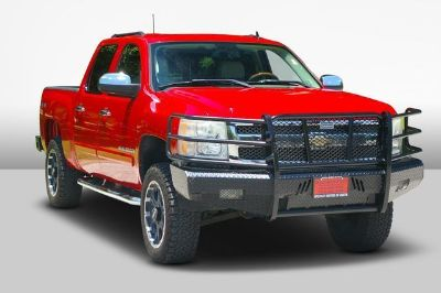 2007 Chevrolet Silverado 1500 Work Truck (Red)