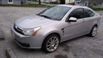 '08 Ford Focus 2dr