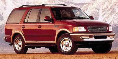 1997 Ford Expedition Eddie Bauer (Not Given)