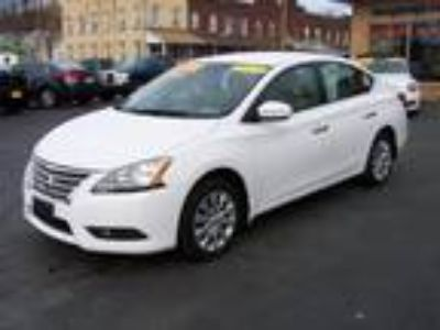 Used 2015 NISSAN SENTRA For Sale
