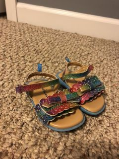 Baby sandals - size 2