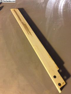 Upper windshield frame section NOS
