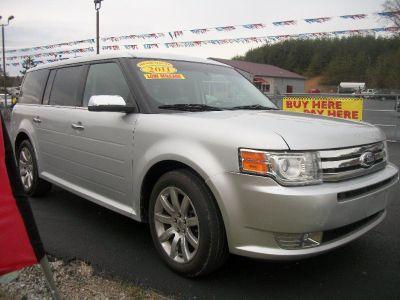 2011 Ford Flex Limited (Silver)