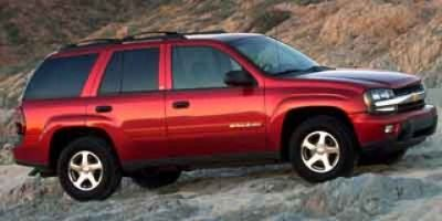 2004 Chevrolet Trailblazer LS (Summit White)
