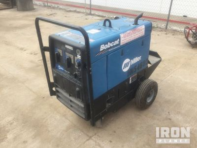 Miller Bobcat 250 Engine Driven Welder