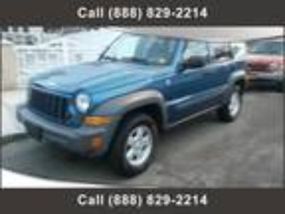$3995.00 2005 JEEP Liberty with 120756 miles!