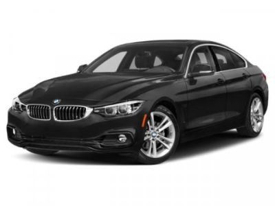 2019 BMW 4 Series 430i xDrive (Carbon Black Metallic)
