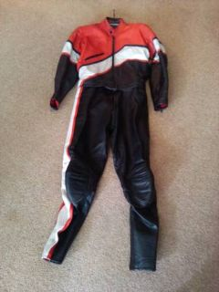 Mens 2pc Leathers