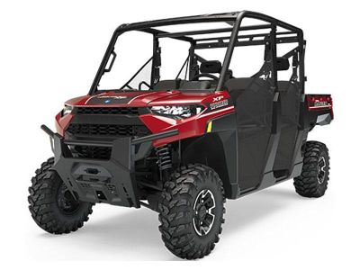 2019 Polaris Ranger Crew XP 1000 EPS Premium Side x Side Utility Vehicles Marshall, TX