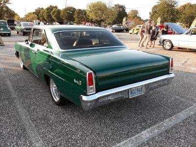 1966 Chevy Nova Custom