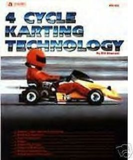 Sell STEVE SMITH 4 CYCLE KARTING TECHNOLOGY BY BILL STARRETT S163 HANDLING ENGINE NR motorcycle in Jefferson, Ohio, United States, for US $22.00