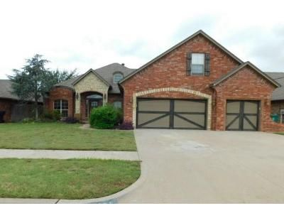 4 Bed 3 Bath Foreclosure Property in Edmond, OK 73013 - Old Olive Way