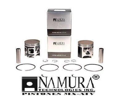 Find PISTON KIT 64MM HI COMP YAMAHA BANSHEE 350 YFZ350 87-06 motorcycle in Maumee, Ohio, US, for US $131.99