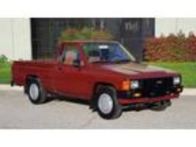 1986 Toyota Short bed Pickup