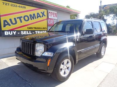 2009 Jeep Liberty Sport (Black)