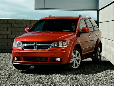 2018 Dodge Journey SE (Red Line)