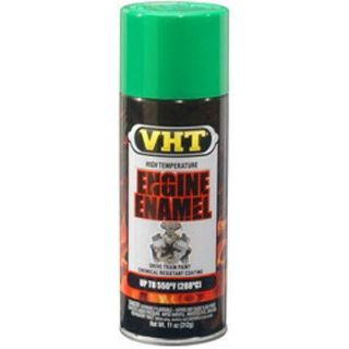 Sell VHT SP760 VHT Engine Enamel ; Kermit Green; 11 oz. Aerosol; motorcycle in Delaware, Ohio, US, for US $11.99