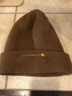 Carhartt Hat - used only a few times - washed and ready to wear