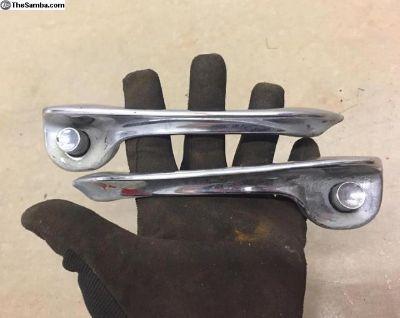 Type 3 door handles