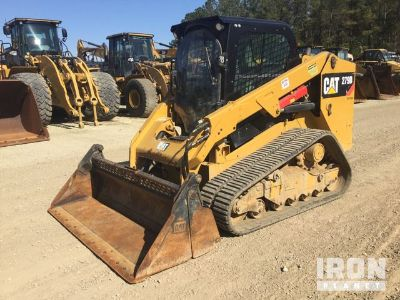 2015 Cat 279D Compact Track Loader