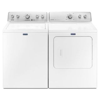 Black Friday Special NOW : Maytag Top Load Washer and Dryer MVWC565FW