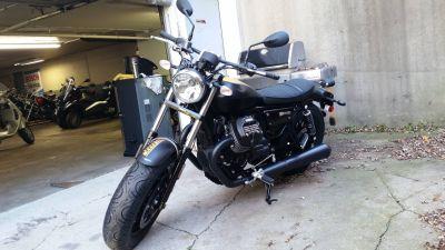 2017 Moto Guzzi V9 Bobber Street Motorcycle Motorcycles Middleton, WI