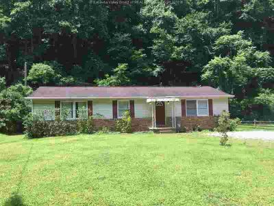 1888 Trace Fork Road South Charleston Three BR, One level ranch