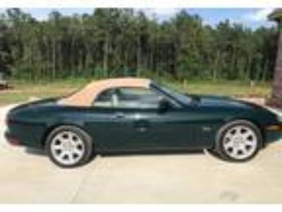 2000 Jaguar XK8 Convertible in Soso, MS