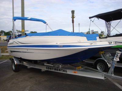 2019 Starcraft Limited 1915 OB Deck Boats Holiday, FL