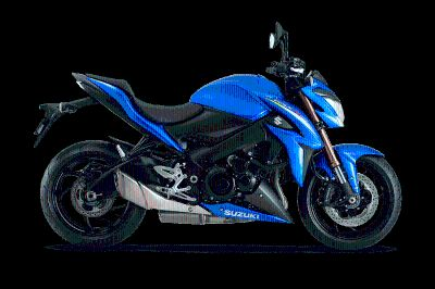 2016 Suzuki GSX-S1000 ABS Street Standard Motorcycles Coloma, MI