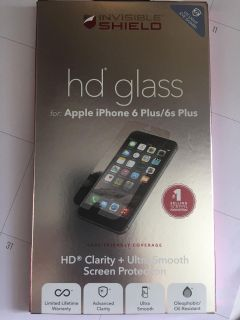 Invisible Shield for IPhone 6 Plus/6s Plus