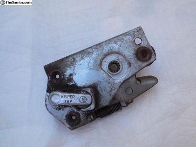 Porsche 356 Door Lock Opening Mechanism Right