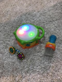 Leapfrog Interactive Learning Drum