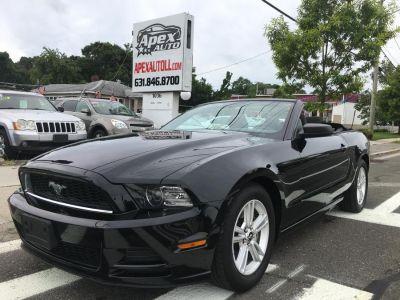 2014 Ford Mustang V6 (Black)