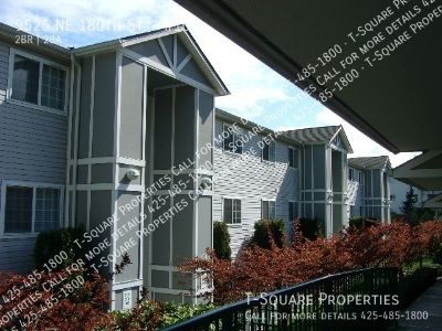 2 bedroom in Bothell