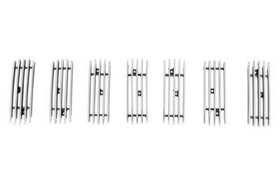 Buy Paramount 29-0102 - Hummer H3 Restyling 4.0mm Billet Grille 7 Pcs motorcycle in Ontario, California, US, for US $23.40