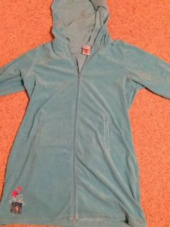 Womens Disney Store Hooded Swim Coverup Eeyore (Midland)