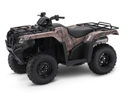 2017 Honda FourTrax Rancher 4x4 ES Utility ATVs Olive Branch, MS