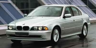 2002 BMW 5-Series 525i ()