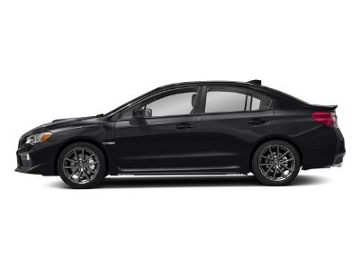 2018 Subaru Impreza WRX Premium (Crystal Black Silica)