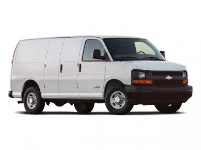 2008 Chevrolet Express 2500 2500 (Silver Birch Metallic)