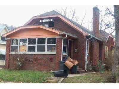 3 Bed 1 Bath Foreclosure Property in Rockford, IL 61101 - Albert Ave