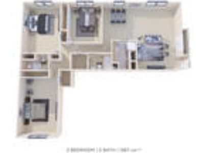 Camp Hill Plaza Apartment Homes - Three BR Two BA
