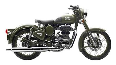 2017 Royal Enfield Classic Battle Green Cruiser Indianapolis, IN