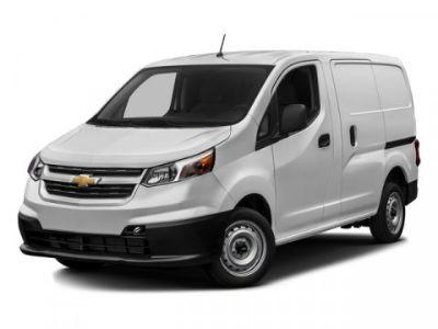 2017 Chevrolet City Express Cargo Van LT (Designer White)