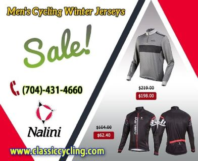 Classic Cycling | Nalini Men's Winter Jersey - Call 704-431-4660
