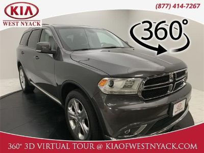 2014 Dodge Durango Limited (Granite Crystal Metallic Clearcoat)