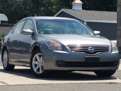 2009 Nissan Altima 2.5 (Precision Gray Metallic)