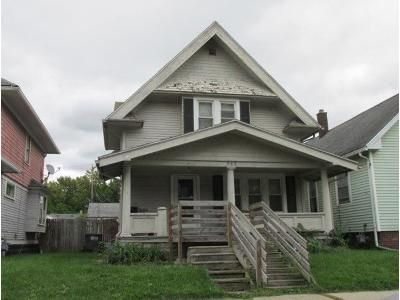 3 Bed 1 Bath Foreclosure Property in Toledo, OH 43605 - Rogers St
