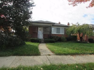3 Bed 1 Bath Foreclosure Property in Warren, MI 48093 - Anna Ave